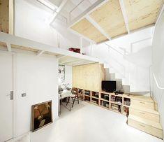 Apartament Born, Barcelona by Arquitectura-G