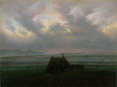 Caspar David Friedrich - Fog