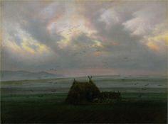 Caspar David Friedrich - Fog