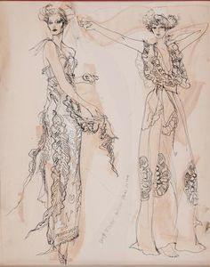 7 | 21 Illustrations Of Fashion's Finest, From Dior To Pucci | Co.Design | business + design