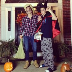 Dolan Twins on Halloween. If only they came to my door