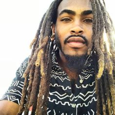 Locs.... and his eyes..                                                                                                                                                                                 More