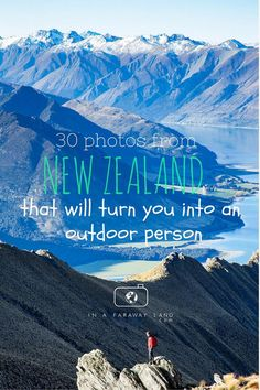 30 Photos From New Zealand That Will Turn You Into an Outdoor Person - In A Faraway Land Places To Travel, Travel Destinations, Places To Visit, Travel Images, Travel Photos, Vacations To Go, Dream Vacations, New Zealand Travel Guide, Visit New Zealand
