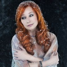 Tori Amos, most likely my second favorite female solo artist (running a very close to Kate Bush...)  ;-)
