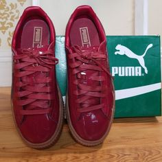 sneakers for cheap 8d812 e6d17 Puma Shoes   Puma   Color  Red   Size  10