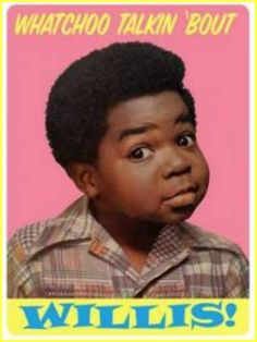 Arnold from Different Strokes