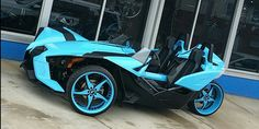 Polaris | Red | Slingshot | car gallery | Forgiato
