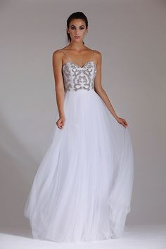 Browse Brides Selection's hand-picked collection of beautiful bridal dresses from some of the industry's most reputable designers. Beautiful Bridal Dresses, The Selection, Formal Dresses, Wedding, Brides, Collection, Design, Fashion, Mariage