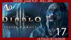Diablo 3  Reaper of souls Let´s play 17 | La pulga de Caldeum