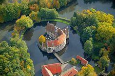 Vischering Castle, Muenster, Germany