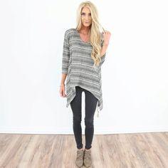 Kinsley Tassel Sweater   @giftryapp
