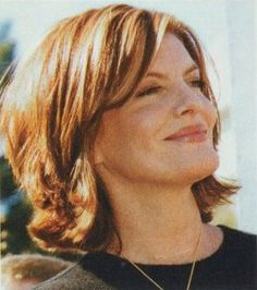 Haircuts Trends Résultat d'images pour Rene Russo Thomas Crown Affair Haircut Discovred by : Beaded & Co. Rene Russo, Haircut Trends 2017, Hair Trends, Good Hair Day, Great Hair, Crown Hairstyles, Hairstyles Haircuts, Medium Hair Styles, Short Hair Styles
