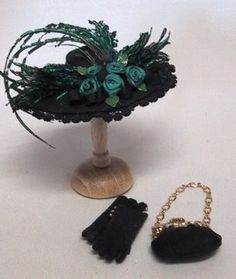 peacock hats | Finely feathered hats trimmed with real peacock, pheasant and other ...