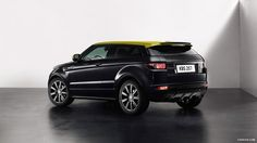 Ranger Rover Evoque Limited Edition