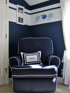 Nursery Spotlight: Nautical Nurseries | TheBump Blog