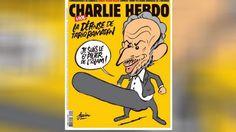 Charlie Hebdo vs Tariq Ramadan  Insultes et menaces de mort dans l'indifférence!  Une sur Tariq Ramadan : Charlie Hebdo croule sous les menaces de mort    #jesuischarlie #charliehebdo #menacesdemort #presse #caricature #tariqramadan