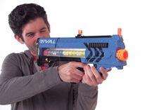 おもちゃの銃がグレードアップして攻撃力がとても上がっちゃったようです : ギズモード・ジャパン
