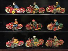 tin motorcycle Japan