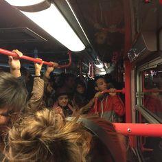 Sulla metropolitana si sta belli larghi... #Italia #Milano #Expo2015 #Milanodabere #Milanodamare #Milanodavedere #Milanodascoprire #Milanoaplacetobe #ig_milano #igers_milano #picoftheday #bestoftheday by ale_dechi