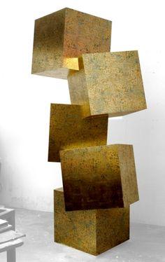 AP Studio Art Example for Concentration Idea 3D repetition