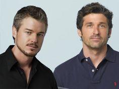 Derek and Mark