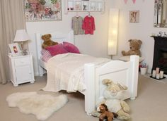 (3') Childrens Bed