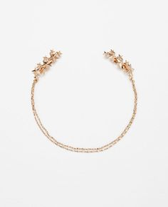ZARA - COLLECTION AW16 - STARS AND CHAIN HAIRBAND
