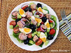Nicoise, Cobb Salad, Recipes, Salads, Rezepte, Ripped Recipes, Recipe, Recipies, Medical Prescription