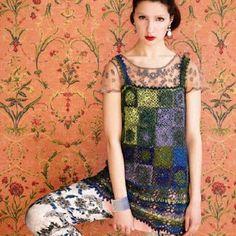 Check out Noro Motif Tank Dress PDF at WEBS   Yarn.com.