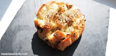 Natachacuisine : Le blog cuisine à DEVORER des Yeux: Pain Coppa Mozza Parmesan & co