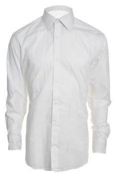 Tailorbyrd Classic Fit Button Shirt XL Spread Collar Check White Ribbon NEW #Tailorbyrd #ButtonFront