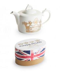Kings Road Redux Teapot