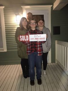 Congratulations to the Peterson's on buying a beautiful Historic Everett home!!
