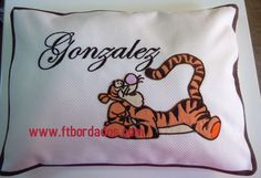 Cojín personalizado para bebe, custom cushion baby