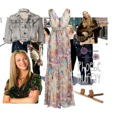 """Phoebe Buffay"" by cachomy on Polyvore"
