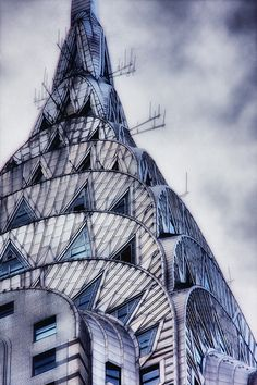 Aeternam Architectura: El edificio Chrysler Building