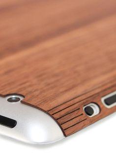 TOAST - Plain iPad Cover - Walnut | VAULT
