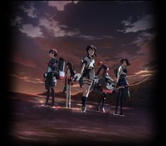 KanColle Anime Film's Ad Promotes 4DX/MX4D Screenings
