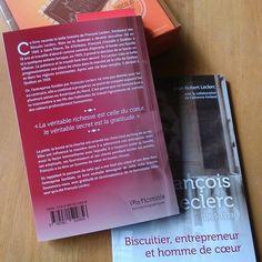 L'histoire du fondateur de Biscuits Leclerc, un fleuron de l'entrepreneuriat québécois. Une réalisation des Services Vita Hominis.  #vitahominis #leclerc #biscuitsLeclerc #histoire #histoireQuébec