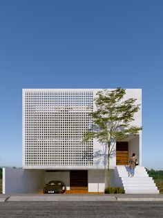 52 Luxurious House Architecture Designs Inspiration Ideas is part of Minimalist house design - You may locate a great number of outstanding design works on the Creattica that is an amazing design website to […] Architecture Design, Minimalist Architecture, Residential Architecture, Contemporary Architecture, Computer Architecture, Architecture Definition, Contemporary Design, Design Exterior, Facade Design
