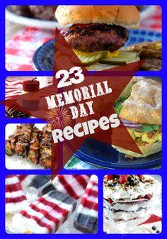 memorial day camping food