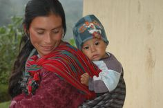 What a sweet baby boy in #Guatemala