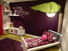 love the mammut bed headboard makeover! and z has the leaf bed canopy i & Kids canopy bed (boys: knight) - KNIGHT - HABA | I WANT FOR KIDS ...