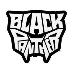Black Panther Marvel, Black Panther Party, Black Panther Tattoo, Panther Logo, Avengers, Hulk Marvel, Typography Logo, Logos, Christmas Presents For Boys