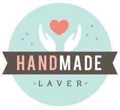 Logotipo: LaVer HandMade