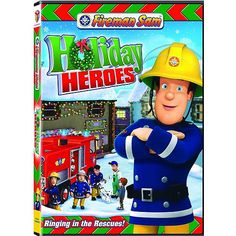 Fireman Sam: Holiday Heroes (Full Frame). It's the holiday season and Fireman Sam's adventures are heating up! Norman causes trouble baking more than holiday cookies; Sarah and James' search for a polar bear turns into a snowy rescue! Trevor and his passengers find themselves on thin ice and Norman's snowboarding antics leave Mike in a mountain of trouble; Sam shows his firefighting talent when Pontypandy's holiday lighting competition goes haywire. With jingle bells and fire alarms, Fireman…