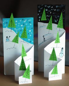 Want to know more about Homemade Christmas Decorations Christmas Card Crafts, Homemade Christmas Cards, Diy Christmas Ornaments, Xmas Cards, Christmas Art, Handmade Christmas, Holiday Crafts, Christmas Decorations, Cards Diy