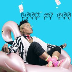 """This is that new chill typa music music by our very own talented and successful Toya Delazy. Her spirit is unmatched, with the new single """"Look At God"""" via ZASound. Hip Hop Albums, South African Artists, Music Industry, Latest Music, Whats New, Sports And Politics, Album Covers, Comebacks, Eye Candy"""