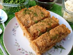 Weight Watchers Salmon Dill Loaf