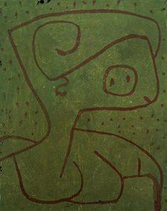Komposition by Paul Klee
